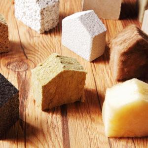 insulation samples
