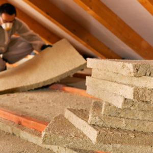 blocks of insulation